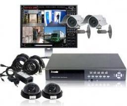 Mentenanta si Instalare sisteme de supraveghere video